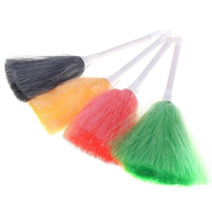 щетки для удаления пыли в вашем доме