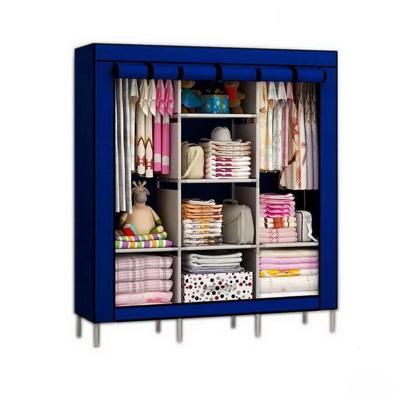 купить мобильный тканевый шкаф storage wardrobe