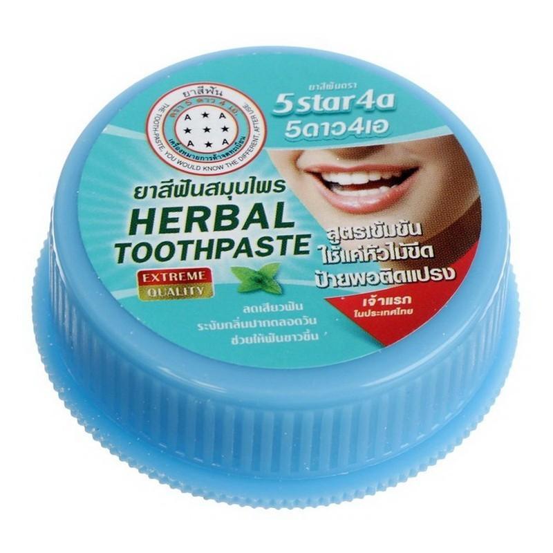 тайская зубная паста. купить натуральную пасту из.
