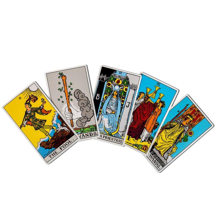 Таро и игральные карты