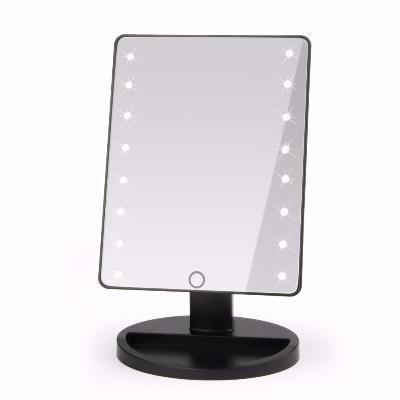 зеркало со светодиодной подсветкой large led mirror.