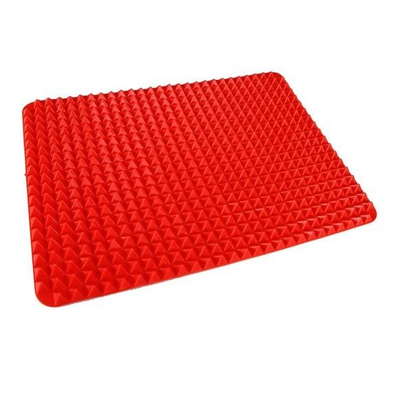 силиконовый коврик для запекания пирамидка (pyramid.