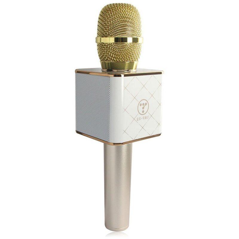 беспроводной караоке-микрофон tuxun q7 bluetooth.