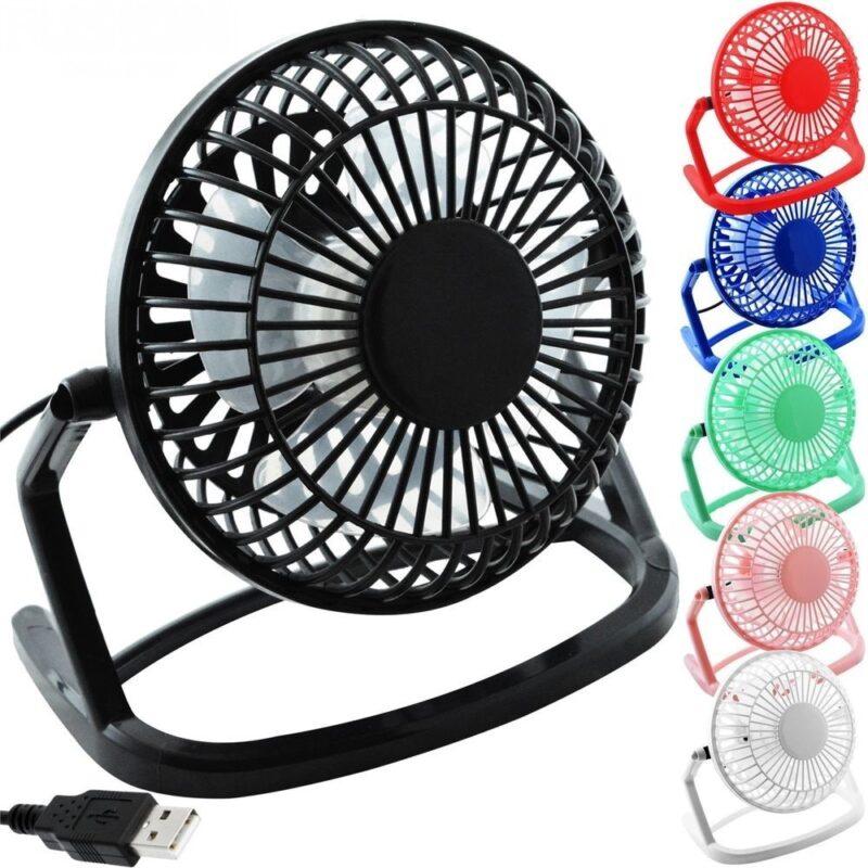 usb мини вентилятор, цвет микс: купить недорого.