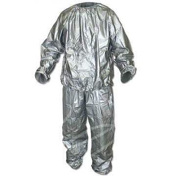 костюм-сауна для снижения веса exercise suit, размер.