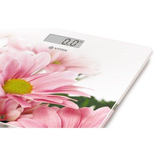 весы напольные vitek vt-8051(w) | купить спб, москва.