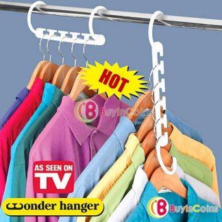 вешалка для одежды wonder hanger (уандер.)
