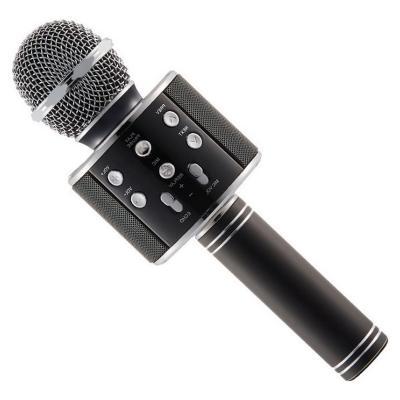 караоке микрофон magic karaoke wster ws 858 (черный).