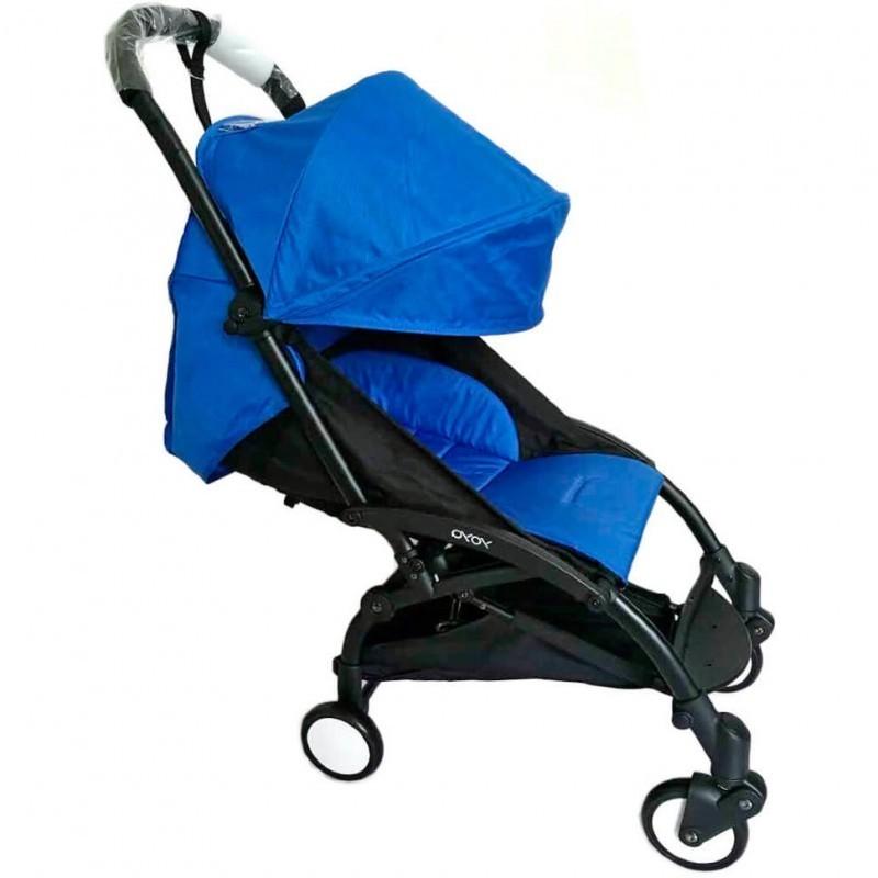 детская коляска new yoya 175 blue melange   челябинск