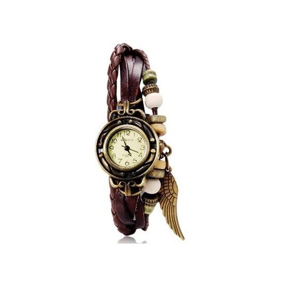 womage 630 модные женские часы браслет.