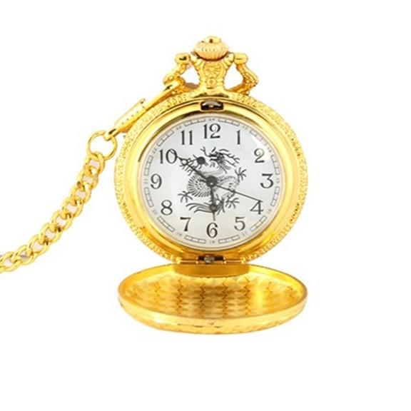 купить дракон карманные часы в интернет-магазине.