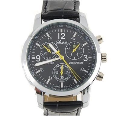 sinobi креативные мужские кварцевые часы модные.