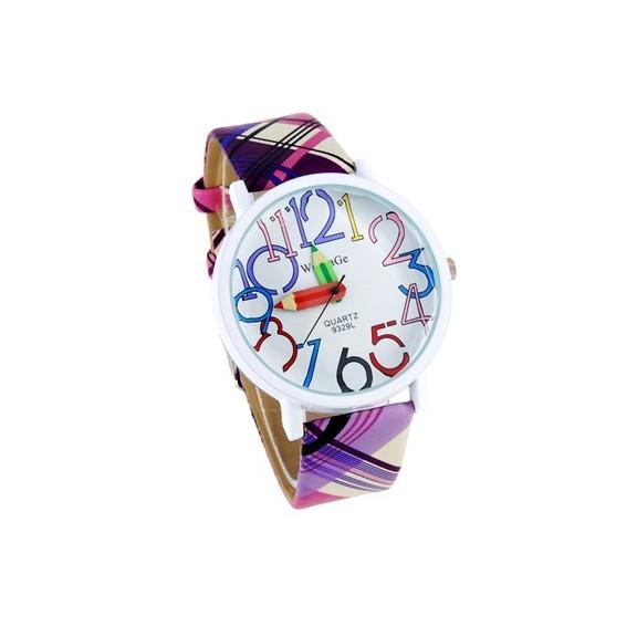купить фиолетовые женские часы в интернет-магазине.
