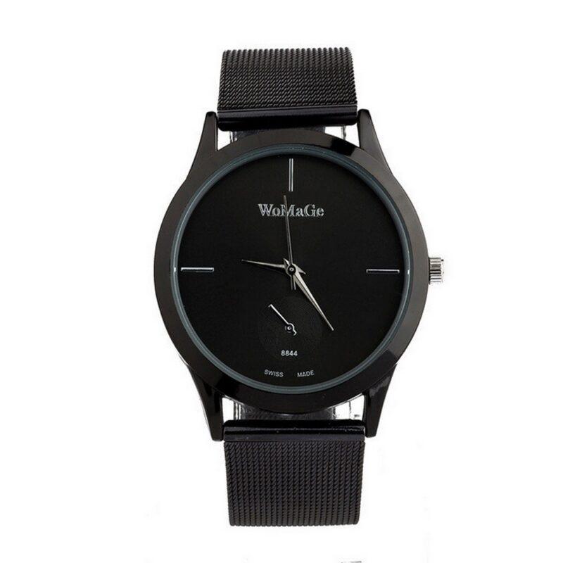 купить мужские круглые часы «респект» womage.