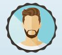 использование спрея для роста бороды